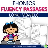 Phonics Based Fluency Passages {Long Vowel}
