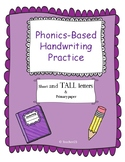 Phonics-Based Handwriting Practice