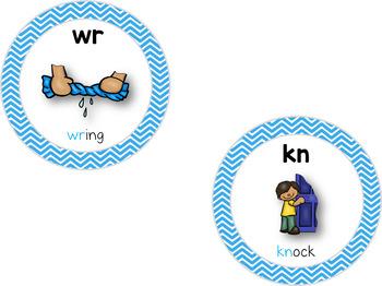 Phonics Based Letter Tiles: 2nd Grade Reading Wonders UNIT 4