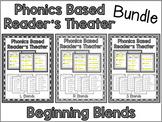 Phonics Based Reader's Theater {Beginning Blends Bundle}