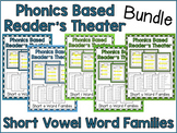 Phonics Based Reader's Theater {Short Vowel Bundle}