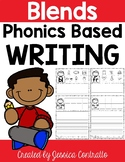Phonics Based Writing Blends