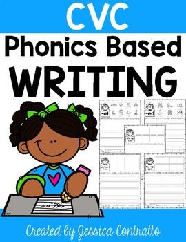Phonics Based Writing CVC