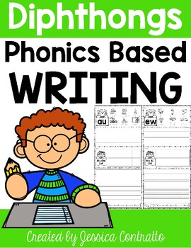 Phonics Based Writing Diphthongs
