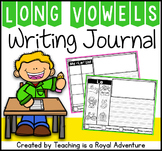 Phonics-Based Writing Journal: Long Vowels
