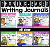 Phonics Writing Prompts: The Bundle (ALL YEAR)