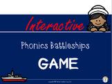Phonics Battleships - Interactive Game