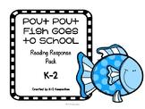 Pout Pout Fish Recording Sheet