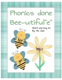 Phonics Bee-utiful e Done Short and Long e