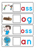 Phonics Beginner's Sound Fan