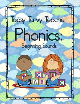 Phonics: Beginning Sounds