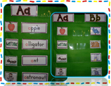 Phonics Beginning Sounds Center Activity