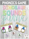 Dinosaurs Phonics Beginning Sounds Game