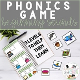 Phonics Beginning Sounds Game