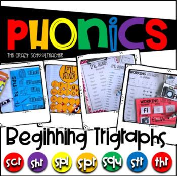 Phonics Beginning Trigraphs