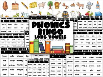 Phonics Bingo {BUNDLE PACK}