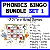 Phonics Bingo Bundle Set 1