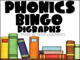 Phonics Bingo {Digraphs}