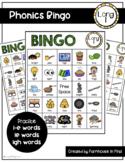 Phonics Bingo (Long I: i-e, ie, igh)