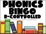 Phonics Bingo {R-Controlled}