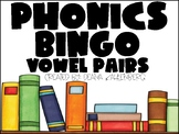 Phonics Bingo {Vowel Pairs}