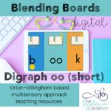 Phonics Blending Board Digraph oo l Digital Distance Learning