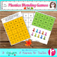 Phonics Blending Games Fall Theme
