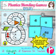 Phonics Blending Games Winter Theme