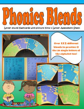 Phonics Blends!