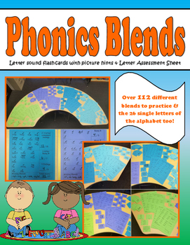 Phonics Blends!