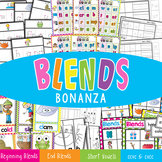 Blends {Consonant Blends in Initial and Final Position} Bundle