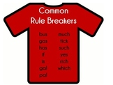 Phonics Blends, Clusters and Rules