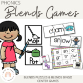 Phonics: Blends Games