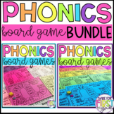 Phonics Board Game BUNDLE
