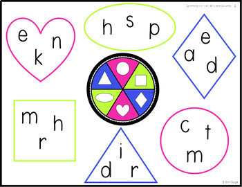 Phonics Board Games: Letter Recognition, Letter Sounds, and Beginning Sounds