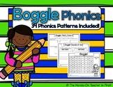 Phonics Boggles: A Year of Phonics Fun!