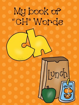Phonics Book: CH Sound