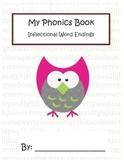 Phonics Book - Inflectional Endings