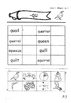 Phonics Book – Level 1 (Book 2) – Supplementary Exercises 6 ( Jolly Phonics  )