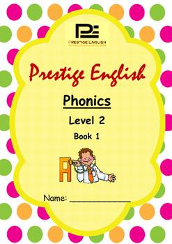 Phonics Book – Level 2 Book 1 ( Jolly Phonics / Letterland ) (Consonant Blends)