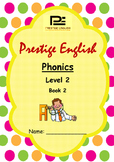Phonics Book – Level 2 Book 2 ( Jolly Phonics / Letterland ) (Digraphs)