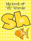 Phonics Book: SH sound