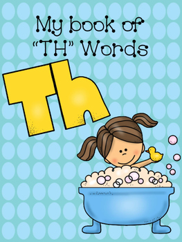 Phonics Book: TH Sound