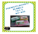 Phonics Boxes Bundle - Set 2