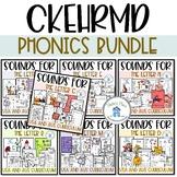 Phonics Bundle 2 for C K E H R M D