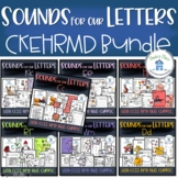 Phonics Bundle 2 for CKEHRMD