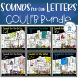 Phonics Bundle 3 for GOULFB