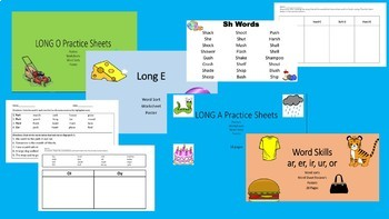 Phonics Bundle