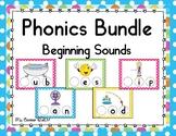 Phonics Bundle Beginning Consonant Sounds