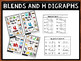 Phonics Bundle: Clip It, Flip It Games and Worksheets!